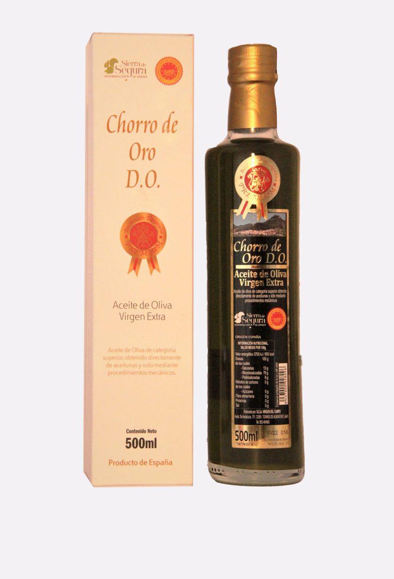 aceite de oliva virgen extra do cosecha temprana